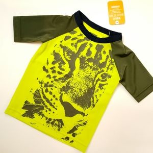 NWT [Gymboree] 12-18 Month Tiger Rashguard